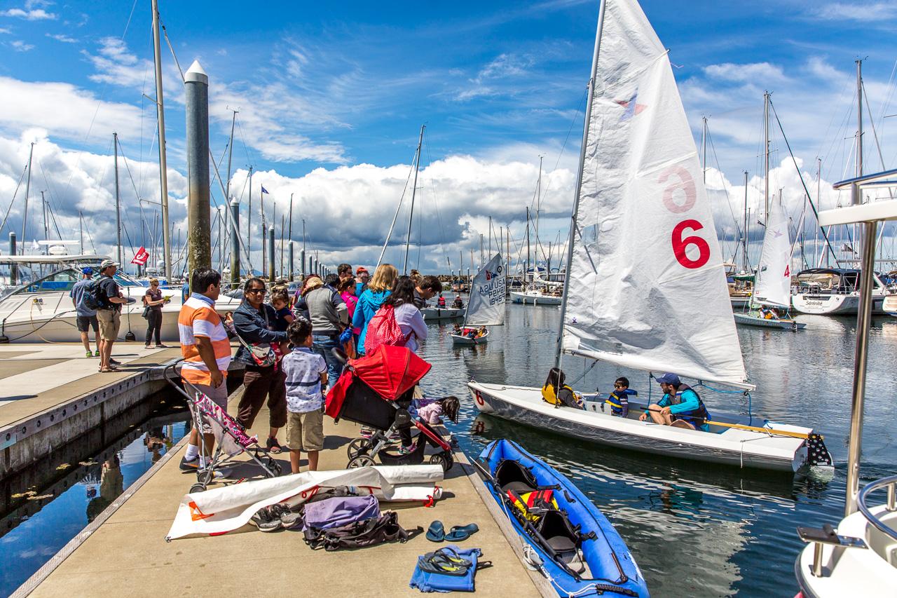 Boatfest at Shilshole, 10 June 2017.