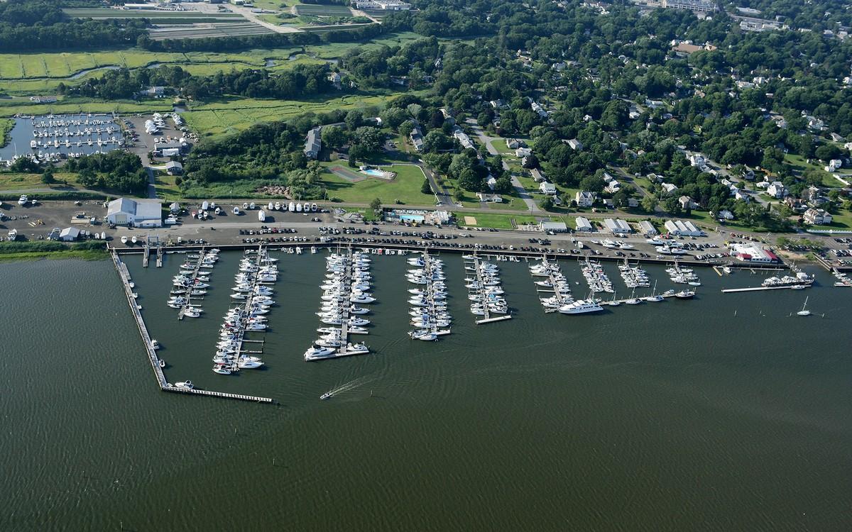 Cedar Island_Aerial