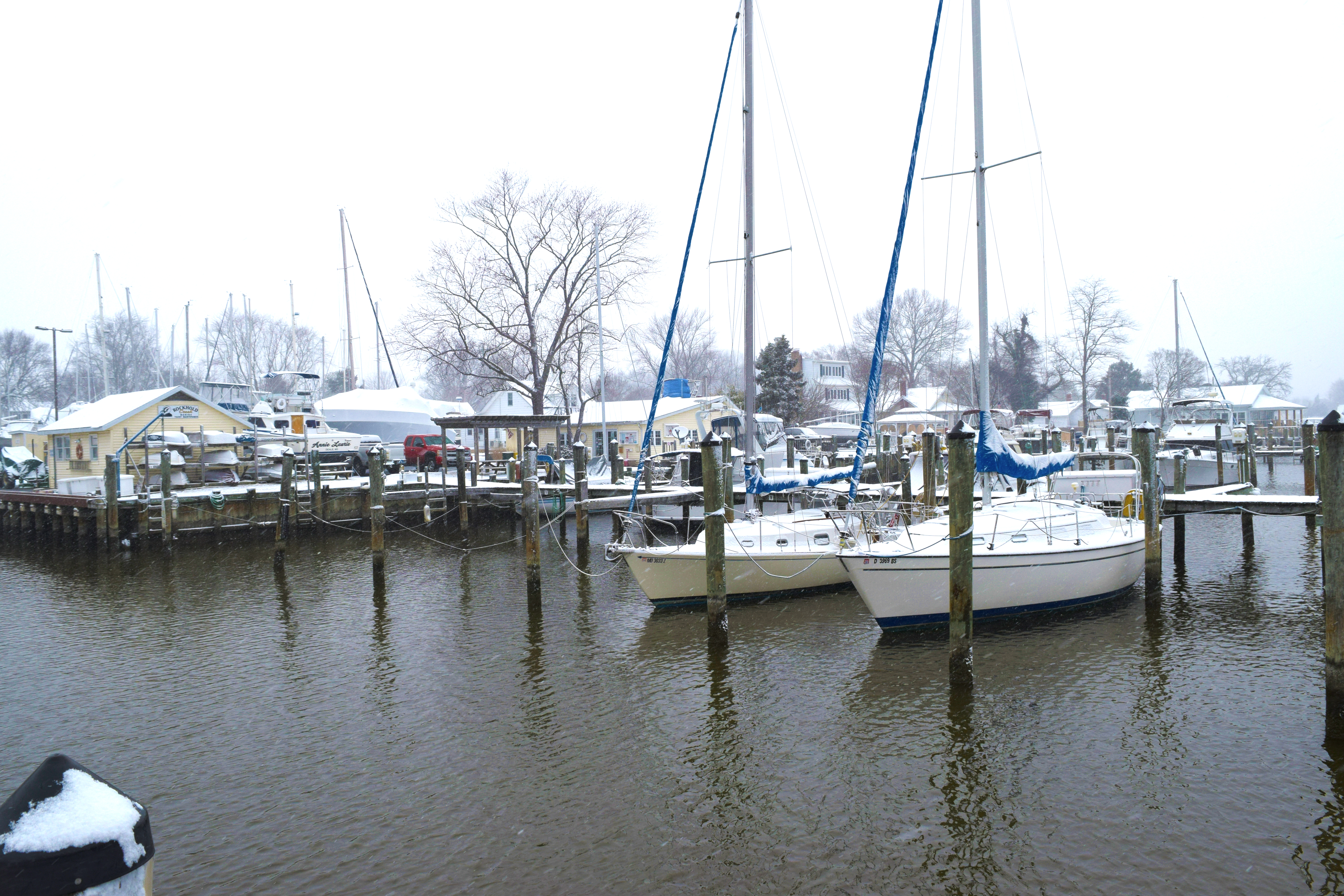 New Owners at Rockhold Creek Marina Lease Operation to