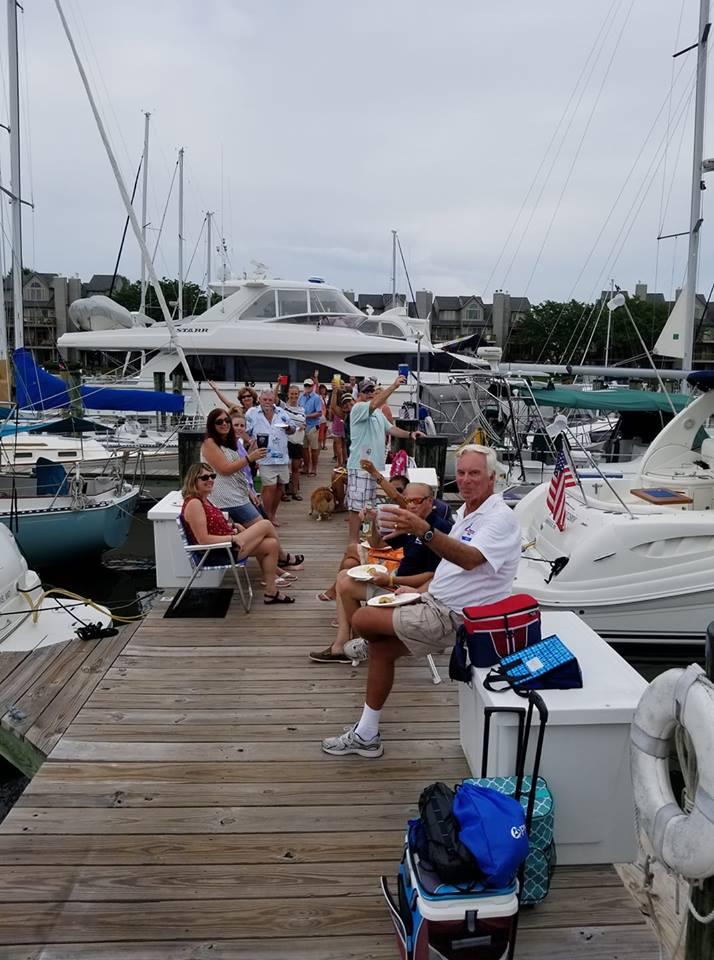 2. chm dock gathering