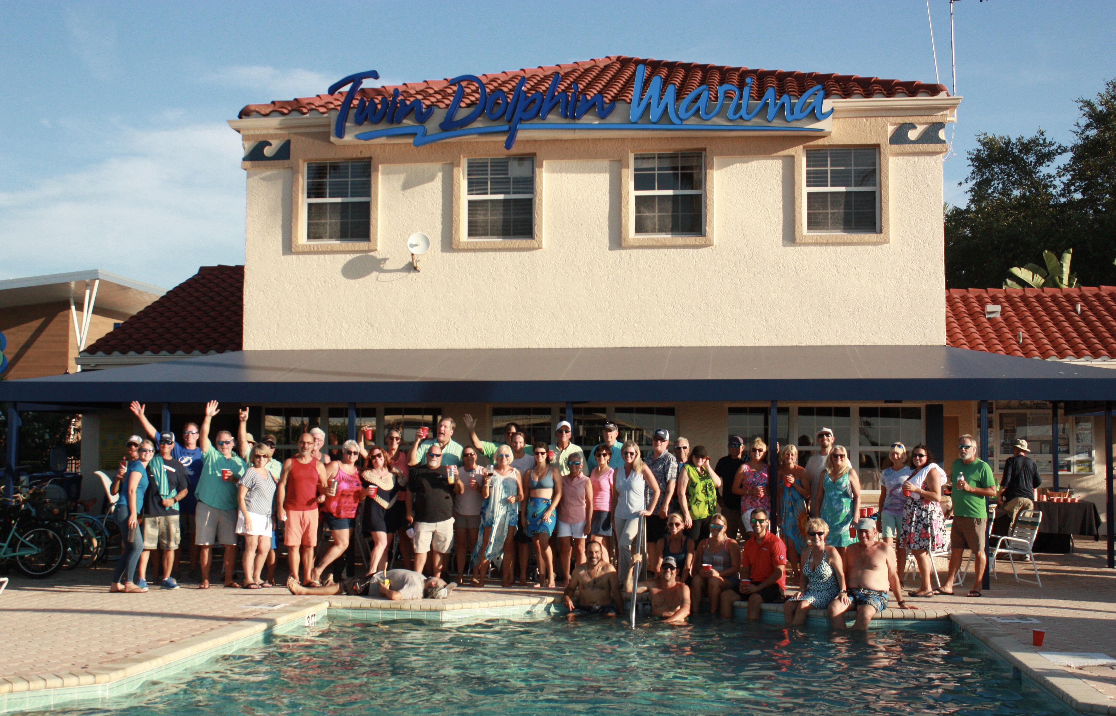25. Twin Dolphin Marina