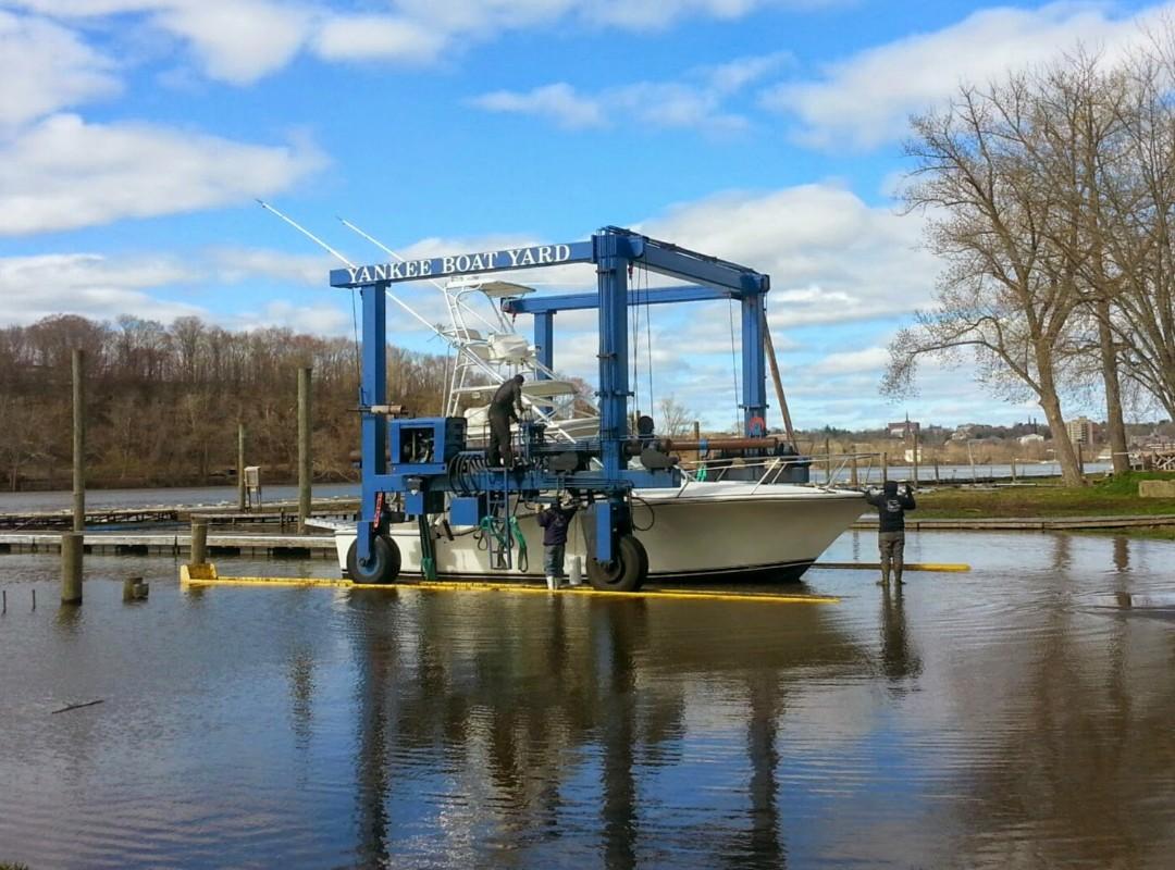 26. Yankee Boat Yard