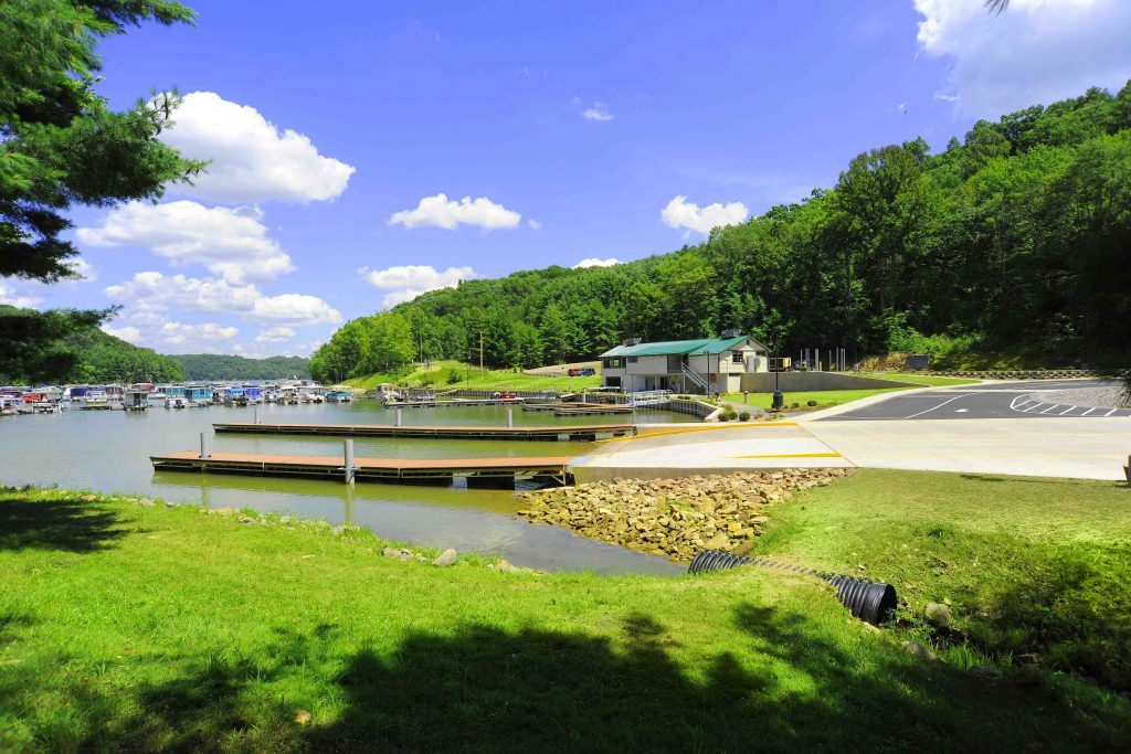 Lake Piedmont Marina Gets Multi-Year Upgrade - Marina Dock Age